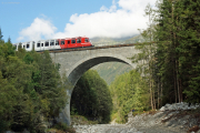 Mont Blanc-Express. SNCF. Montroc