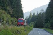 Mont Blanc-Express. SNCF. Barberine