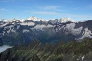 Aufstieg zur Diechtelimi | Finsteraarhorn