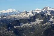Diechterlimi (3215 müM) | Mischabel, Matterhorn, Weisshorn