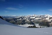 Diechterlimi (3215 müM)  |  Panorama