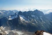 Sustenhorn (3503 müM) | Stuckli- und Fleckistock