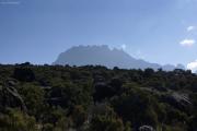 Der Mawenzi. Kilimanjaro NP. Marangu-Route, Tag 4