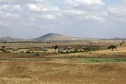 Massai-Dorf bei Arusha