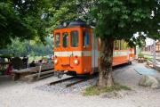 BDe 4/4 7 der Trogenerbahn in Wasserauen