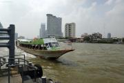 Bangkok. ÖV auf dem Chao Phraya