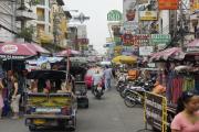 Khaosan Road. Banglamphu, Bangkok