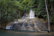 Sai Yok Noi Wasserfälle. Bei Namtok, Kanchanaburi