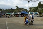 Markt von Sangkhla Buri