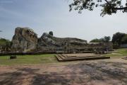 Liegender Buddha, Wat Lokaya Suttha, Ayutthaya