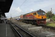 Bahnhof von Ayutthaya