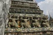 Wat Arun. Bangkok