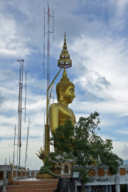 Tigerhöhlen-Tempel (Wat Tham Suea). Krabi