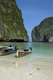 Kho Phi Phi Leh. Maya Bay