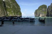 Kho Phi Phi Leh. Maya Bay, real existierende