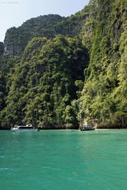 Kho Phi Phi Leh. Pileh Bucht