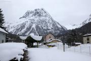 Mont Blanc-Express. Vallorcine