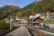 Mont-Blanc Express Transports de Martigny et Régions TMR, Martigny - Châtelard (MC). Finhaut