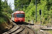 Mont-Blanc Express. Transports de Martigny et Régions TMR, Martigny - Châtelard (MC). Les Marécottes