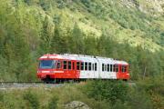 Mont Blanc-Express. TMR/SNCF. Vallorcine, Le Buet