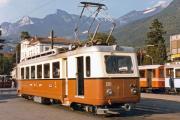 Transports Publics du Chablais TPC - Aigle-Leysin (AL). Aigle, 1985