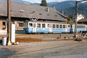 Transports Publics du Chablais TPC - Aigle-Ollon-Monthey-Champéry (AOMC). Aigle, 1985