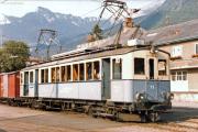 Transports Publics du Chablais TPC - Aigle-Sépey-Diablerets (ASD). Aigle, 1985