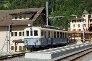 Transports Publics du Chablais TPC - Aigle-Sépey-Diablerets (ASD). 100 ans ASD 1914 - 2014