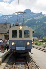 Transports Publics du Chablais TPC - Aigle-Sépey-Diablerets (ASD). 100 ans ASD 1914 - 2014. Festrede, Les Diablerets
