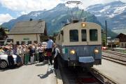 Transports Publics du Chablais TPC - Aigle-Sépey-Diablerets (ASD). 100 ans ASD 1914 - 2014, Festrede, Les Diablerets