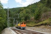 Transports Publics du Chablais TPC - Aigle-Sépey-Diablerets (ASD). Verchiez