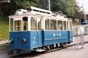 Transports Publics du Chablais TPC - Bex-Villars-Bretaye (BVB). Villars-sur-Ollon, 1985.