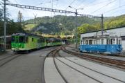 Transports Publics du Chablais TPC - Bex-Villars-Bretaye (BVB)