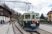 Transports publics fribourgeois SA tpf; vor Umstellung auf Normalspur 2021