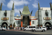 Grauman's Chinese Theatre, Hollywood Blvd, Los Angeles, CA