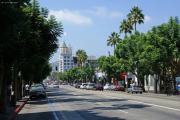 Hollywood Blvd, Los Angeles, CA