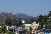 The Hollywood Sign, Los Angeles, CA