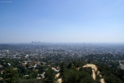 Downtown Los Angeles, Griffith Observatory, CA