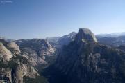Half Dome, Glacier View, Yosemite NP, CA