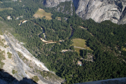 Yosemite Valley, Glacier View, Yosemite NP, CA