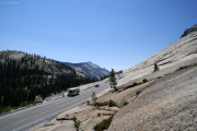 Olmsted Point (Tioga Pass), Yosemite NP, CA