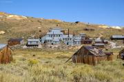 Bodie, 2560 müM, ghost town, CA