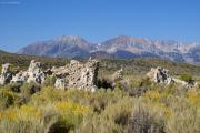 Tuffsteintürme beim Mono Lake, Sierra Nevada, CA