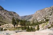 Sonora Pass, 2933 müM, Highway 108, Sierra Nevada, CA