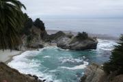 McWay Cove, Big Sur, Highway 1, CA