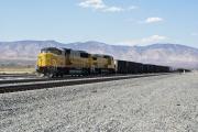 Union Pacific Railroad, Mojave, CA