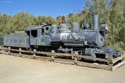 Death Valley RR No. 2, Baldwin 42864/1916,  Borax Museum, Furnace Creek, Death Valley NP, CA
