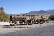 Borax Museum, Furnace Creek, Death Valley NP, CA