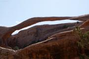 Landscape Arch, 92 Metern Spannweite, Arches NP, UT
