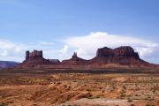 Monument Valley (Tsé Bii' Ndzisgaii), Navajo Nation Res., UT/AZ
